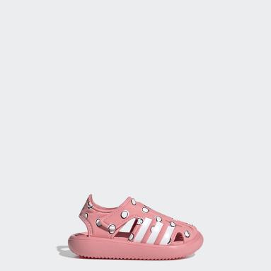 Infants Swim Pink Water Sandals