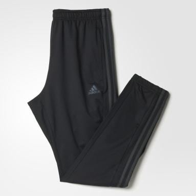 Men Gym & Training Black Cool 365 Stretch Joggers