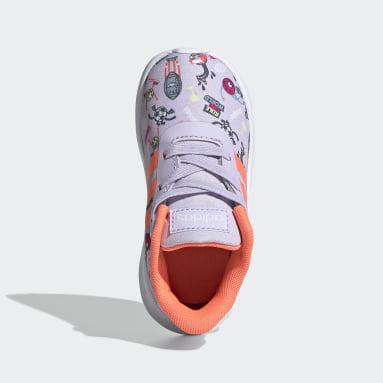 Zapatillas Lite Racer 2.0 (UNISEX) Violeta Niño Diseño Deportivo