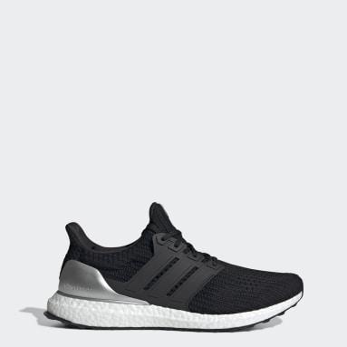 Men Sportswear Black Ultraboost 4.0 DNA Shoes