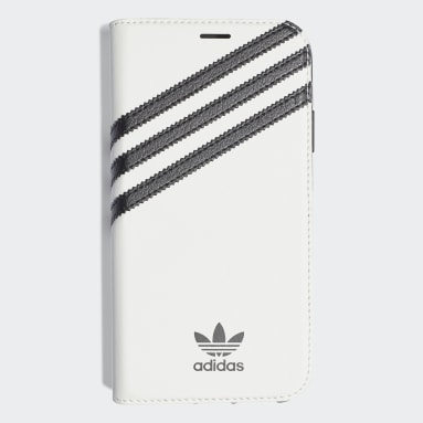 Originals Samba Booklet iPhone 2019 6,1 Zoll Schutzhülle Weiß