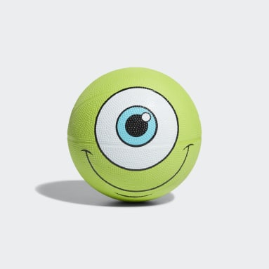 зеленый Мяч Monsters, Inc. Mike Mini