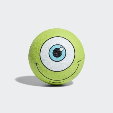 Basketball Grøn Monsters, Inc. Mike Mini bold
