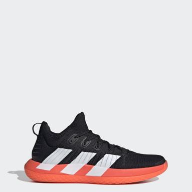Sapatos de Andebol Primeblue Stabil Next Gen Preto Netball