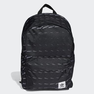 Youth 8-16 Years Originals Black Monogram Backpack