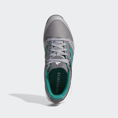 Men's Golf Grey EQT Primegreen Spikeless Shoes