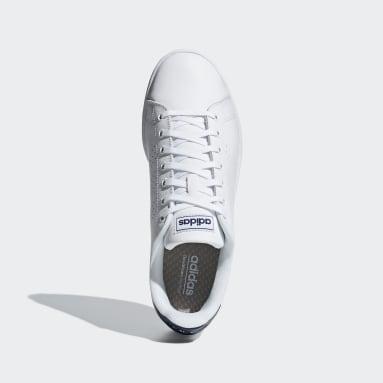 Tenis Advantage Blanco Hombre Essentials