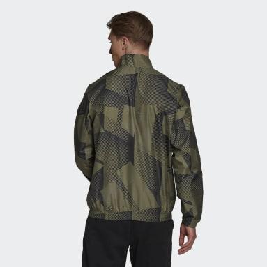 adidas Sportswear Graphic Track Jacket Wielokolorowy
