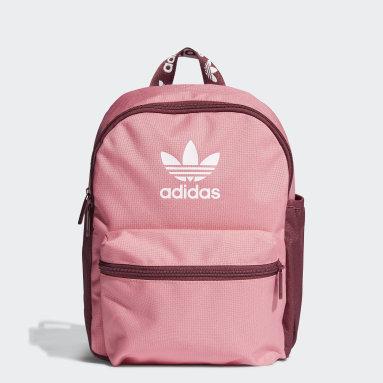 Originals Pink Adicolor Classic Backpack Small