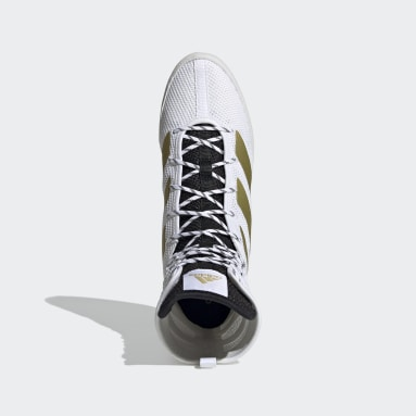 Sapatos Box Hog 3 Branco Boxe