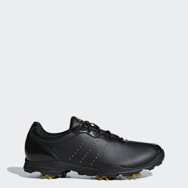Women Golf Black Adipure DC Shoes