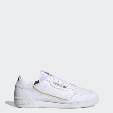 Men's Originals White Continental 80 Shoes