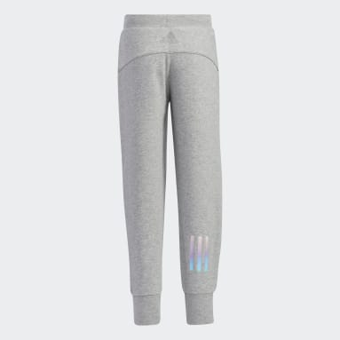 Girls Training Grey French Terry Pants