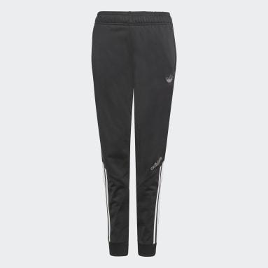 Pantalon de survêtement adidas SPRT Noir Enfants Originals