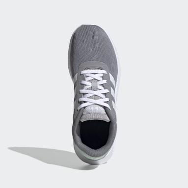 Kinder Running Lite Racer 2.0 Schuh Grau