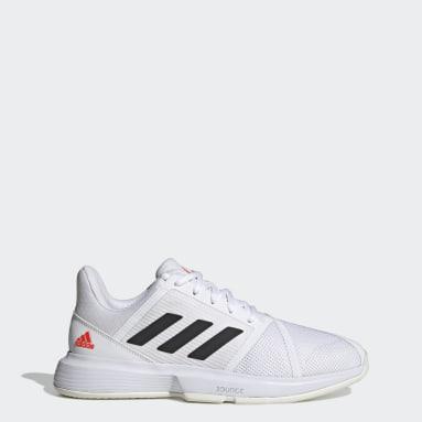 Sapatos CourtJam Bounce Branco Ténis