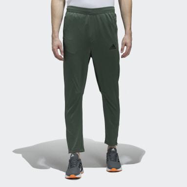 Men Training Green City Base Pants