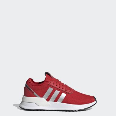 Youth Originals Red U_Path X Shoes