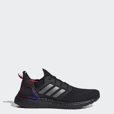 Running Black Ultraboost 20 Shoes