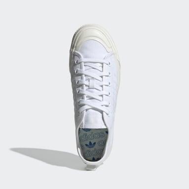 Scarpe Nizza RF Bianco Originals