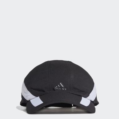 วิ่ง สีดำ หมวกแก๊ปสะท้อนแสงสำหรับนักวิ่ง AEROREADY Retro Tech