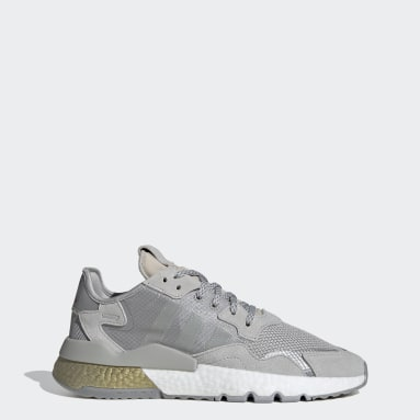 Men Originals Grey Nite Jogger Shoes