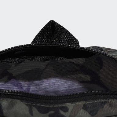Essentials Green Classic Camo Organizer Bag