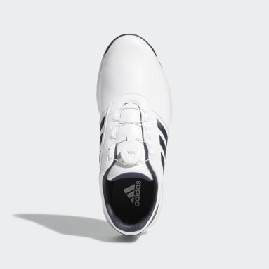 Golf White CP Traxion Boa Shoes