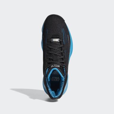 Men's Basketball Black D Rose 10 Star Wars Shoes