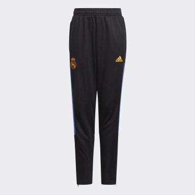 черный Тренировочные брюки Реал Мадрид Tiro