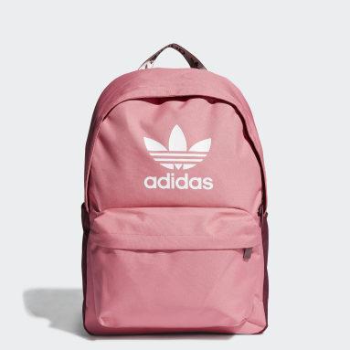 Børn Originals Pink Adicolor rygsæk