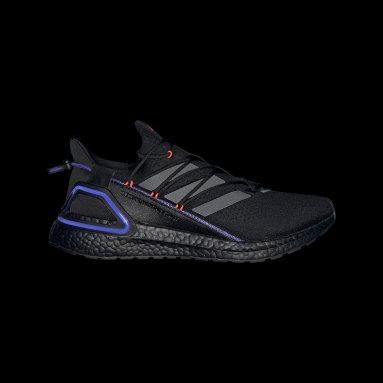 Running Black Ultraboost 20 Lab Shoes