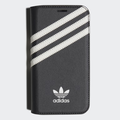 Molded Samba Book iPhone Case 2020 5.4 tommer Svart