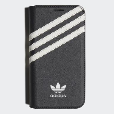 Originals Molded Samba iPhone 2020 Flip Cover Schutzhülle 5,4 Zoll Schwarz
