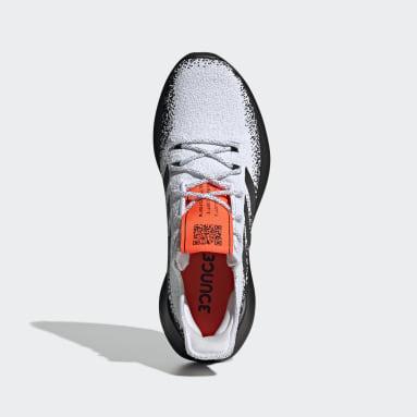 Men's Running White Sensebounce+ Shoes