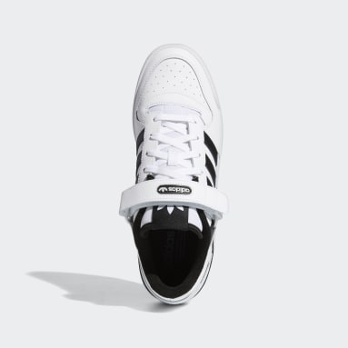 Erkek Originals Beyaz Forum Low Ayakkabı