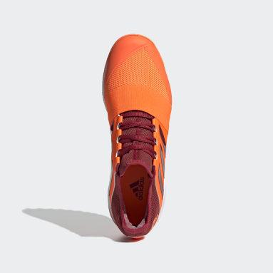 Zapatillas Divox 1.9S Naranja Hombre Hockey