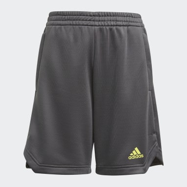 Boys Training Grey XFG AEROREADY Primeblue Shorts