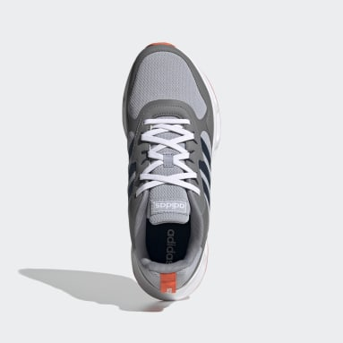 Sport Inspired Grey Falcon Elite 6 Shoes