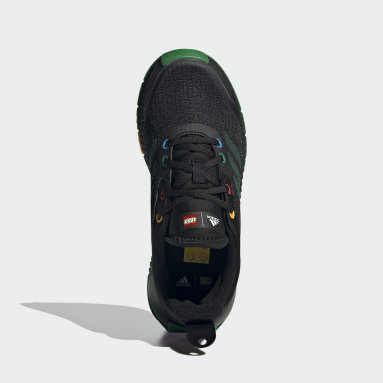 Kinderen Hardlopen Zwart adidas x LEGO® Sport Schoenen