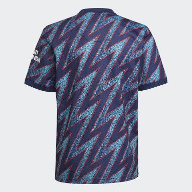 Děti Fotbal modrá Třetí dres Arsenal 21/22