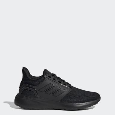 Women Running Black EQ19 Run Shoes