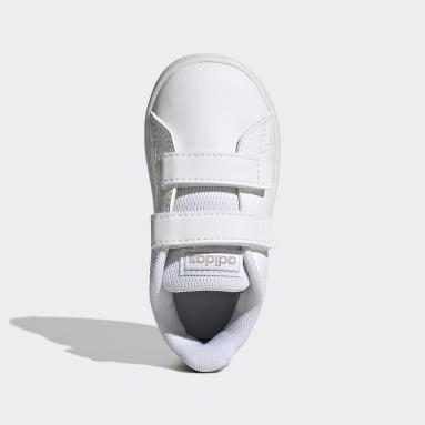 Børn Tennis Hvid Advantage sko