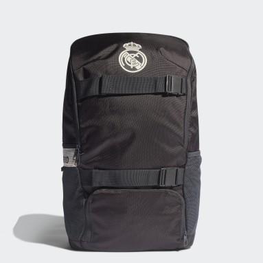 Fodbold Grå Real Madrid ID rygsæk