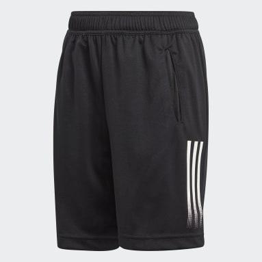 Boys Gym & Training Black AEROREADY Shorts