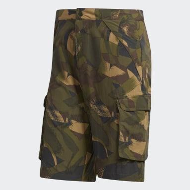 Shorts Cargo Verde Hombre Originals