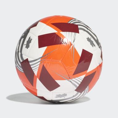 Men Soccer White MLS Club Ball