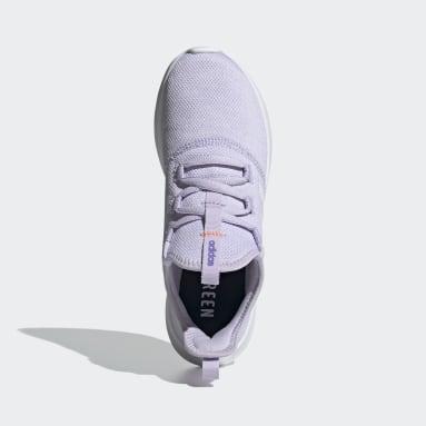 Women's Essentials Purple Cloudfoam Pure 2.0  Shoes