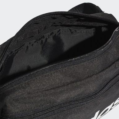 Gym & Training Black Linear Core Waist Bag