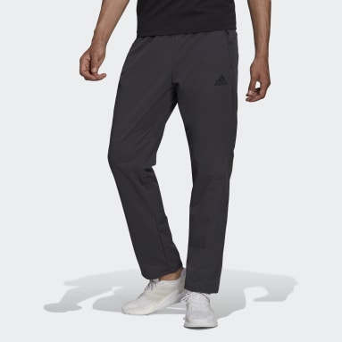 серый Брюки adidas Z.N.E. Sportswear COLD.RDY